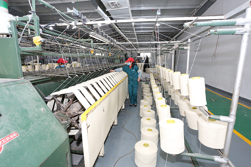 The future development trend of the textile industry-environmental protection