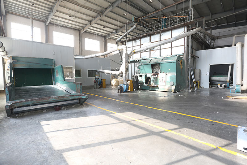 Blending Warehouse