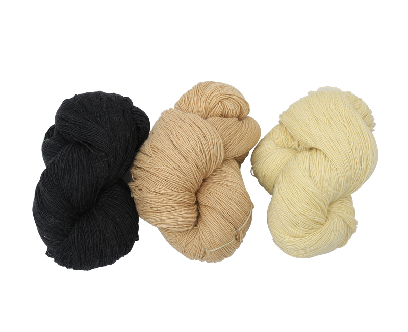 380TEX/1(2.6Nm/1) 100% New Zealand Wool  Dyed Yarn