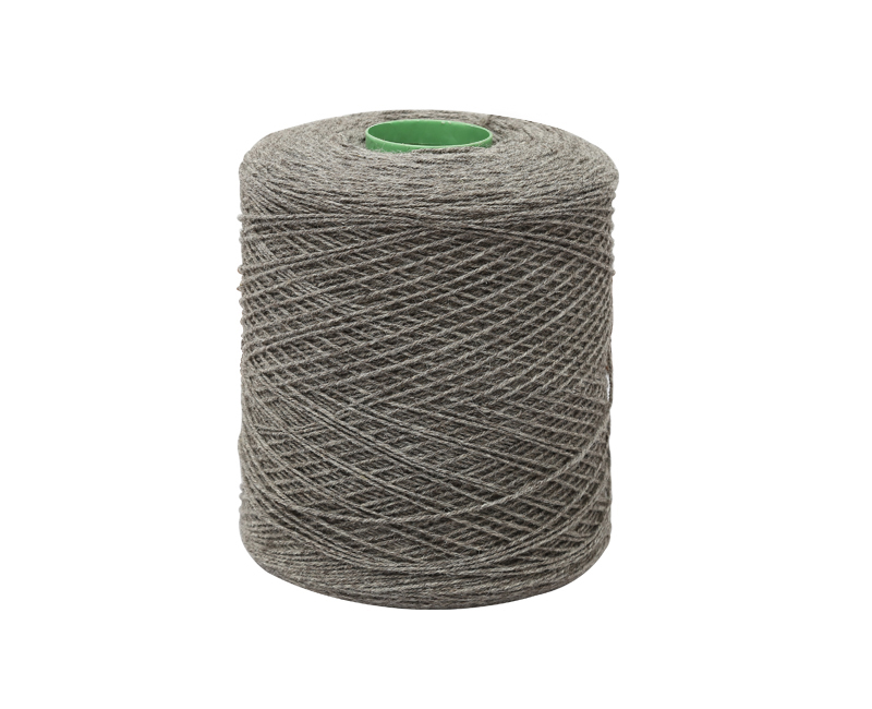 The fibers that make up these types of yarn can be used in different purposes